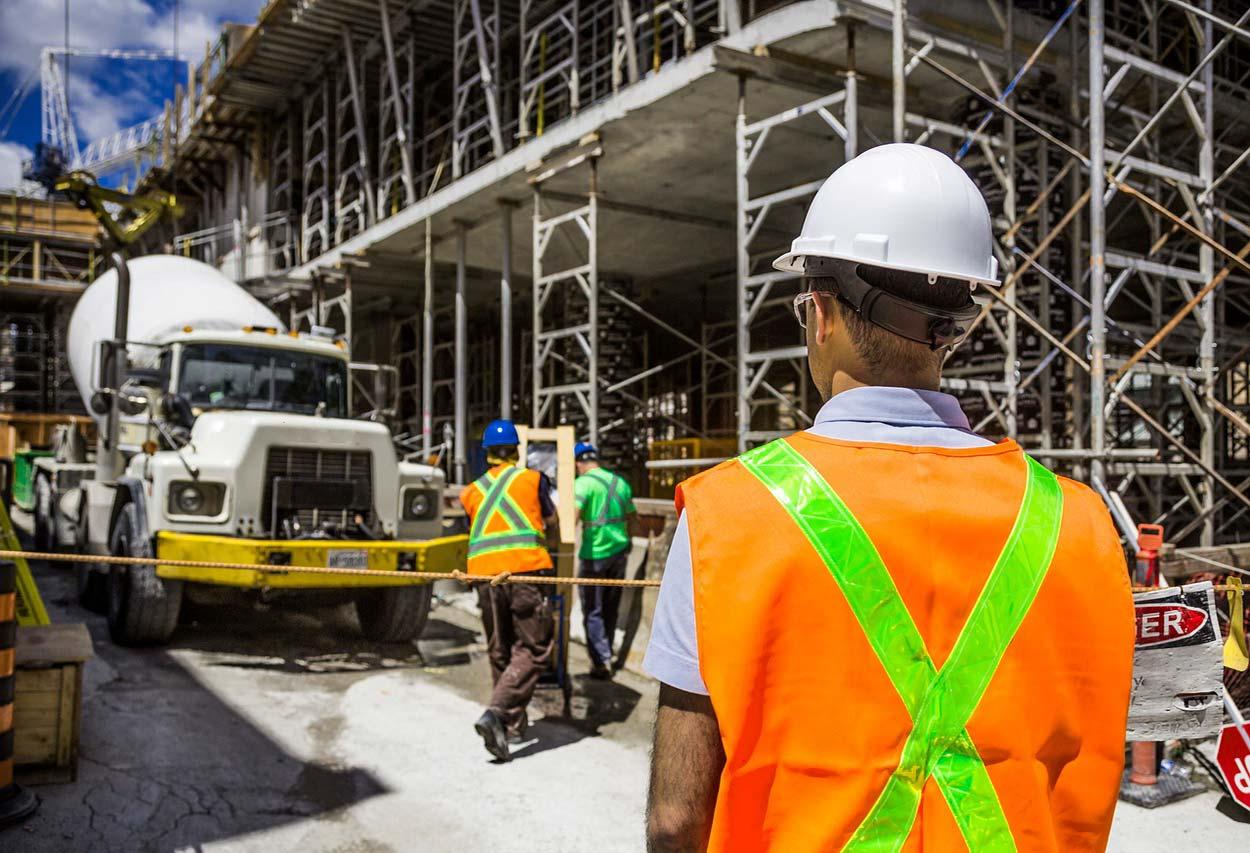 Выполнение комплекса строительно-монтажных работ